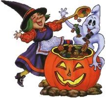Вкусно Страшные угощения на Хэллоуин