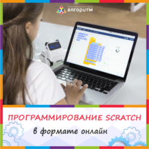Занятия Scratch Online