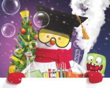 Новогодняя программа «Лаборатория чудес»